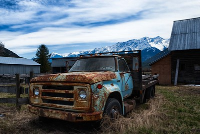 The Old Truck