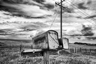 Copithorne Mailbox