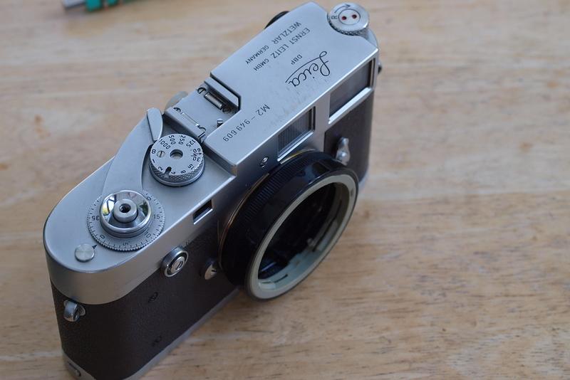 Leica Screw to Bayonet Adapters - iDRH