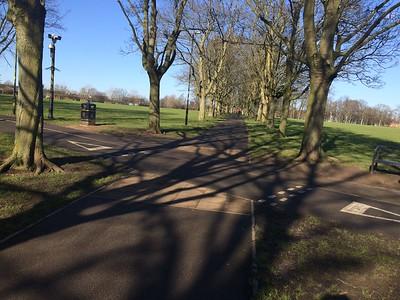 Victoria Park infrastructure