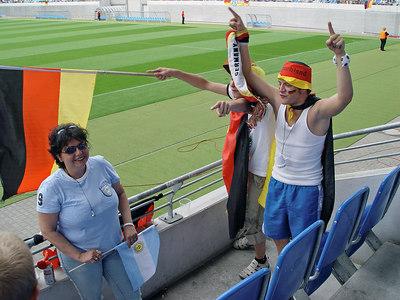 2006-06-30_10369 Quarter final Germany : Argentina in the Zentralstadion in Leipzig Viertelfinale Deutschland : Argentinien im Zentralstadion in Leipzig Cuartos de final Alemania : Argentina en el Zentralstadion (estadio) en Leipzig