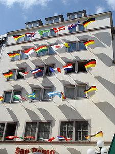 2006-06-26_10258 flag collection Flaggensammlung colección de las banderas