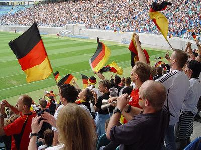 2006-06-30_10387 Quarter final Germany : Argentina in the Zentralstadion in Leipzig Viertelfinale Deutschland : Argentinien im Zentralstadion in Leipzig Cuartos de final Alemania : Argentina en el Zentralstadion (estadio) en Leipzig