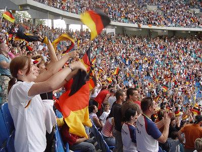 2006-06-30_10386 Quarter final Germany : Argentina in the Zentralstadion in Leipzig Viertelfinale Deutschland : Argentinien im Zentralstadion in Leipzig Cuartos de final Alemania : Argentina en el Zentralstadion (estadio) en Leipzig