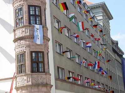 2006-06-26_10257 flag collection Flaggensammlung colección de las banderas