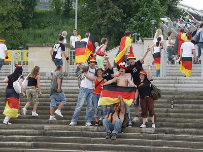 2006-06-30_10341 Quarter final Germany : Argentina in the Zentralstadion in Leipzig Viertelfinale Deutschland : Argentinien im Zentralstadion in Leipzig Cuartos de final Alemania : Argentina en el Zentralstadion (estadio) en Leipzig