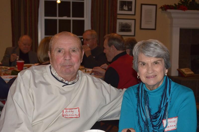 Bobby & Judy Nunnally