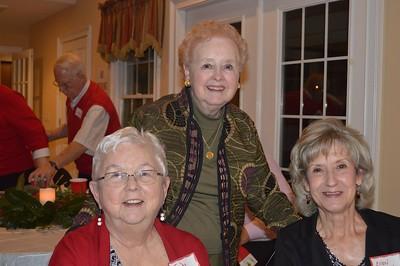 Judy Greene, Rosemary Beggs, Ellen