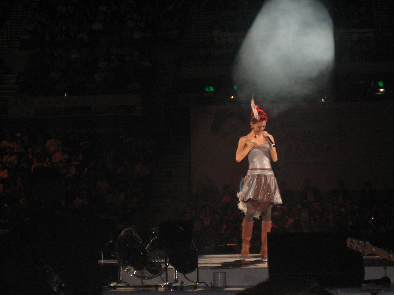 IMG_0274 <br /> Photo of Stefanie Sun in Concert 2005