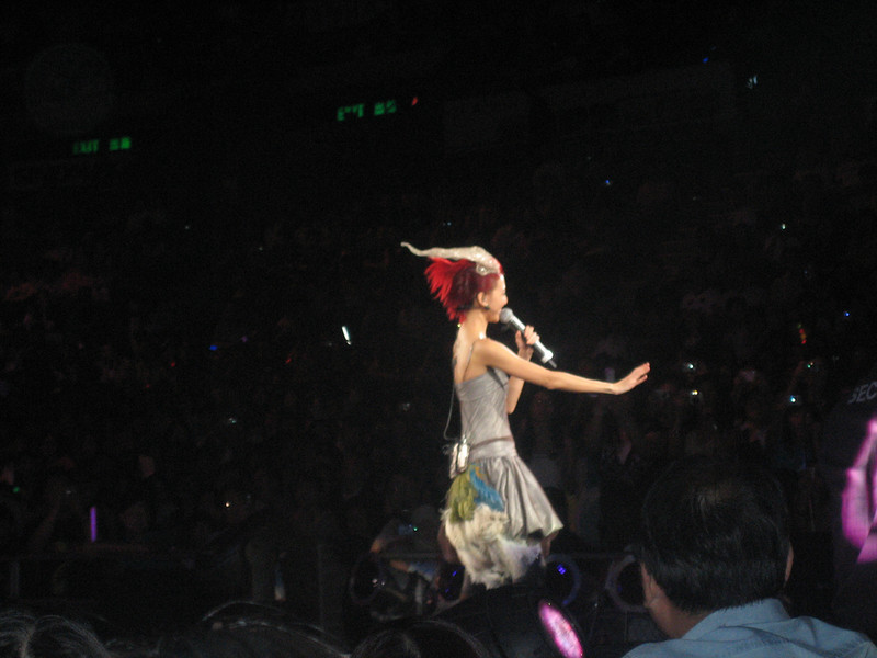 IMG_0281 <br /> Photo of Stefanie Sun in Concert 2005