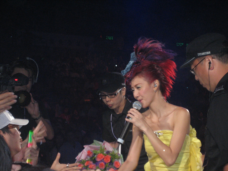 IMG_0245 <br /> Photo of Stefanie Sun in Concert 2005