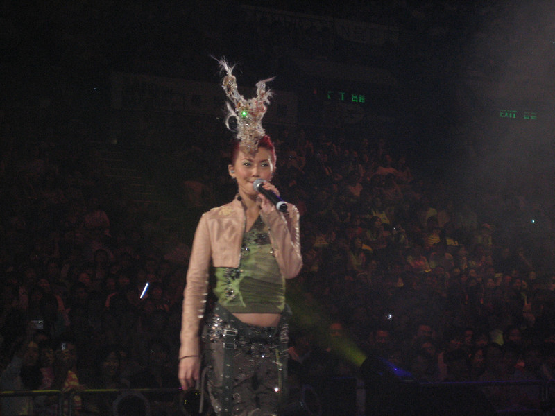 IMG_0216 <br /> Photo of Stefanie Sun in Concert 2005