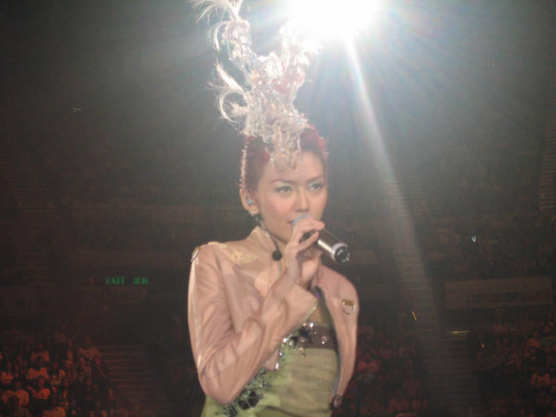 IMG_0219 <br /> Photo of Stefanie Sun in Concert 2005