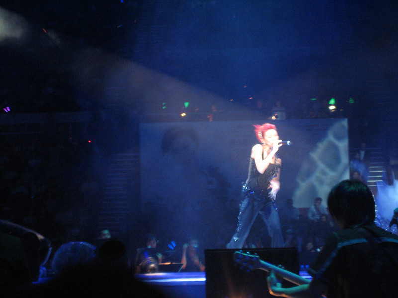 IMG_0170 <br /> Photo of Stefanie Sun in Concert 2005