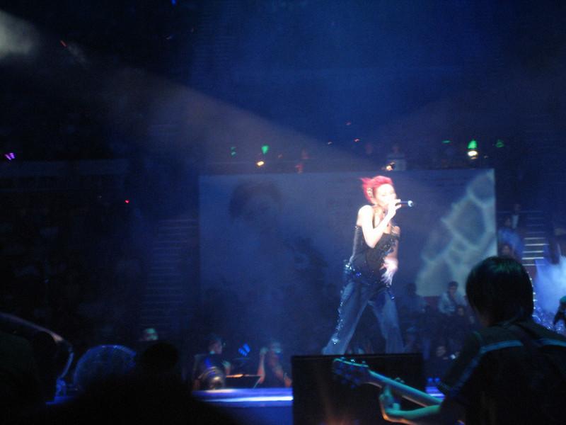 IMG_0170 <br /> Photo of Stefanie Sun in Concert 2005