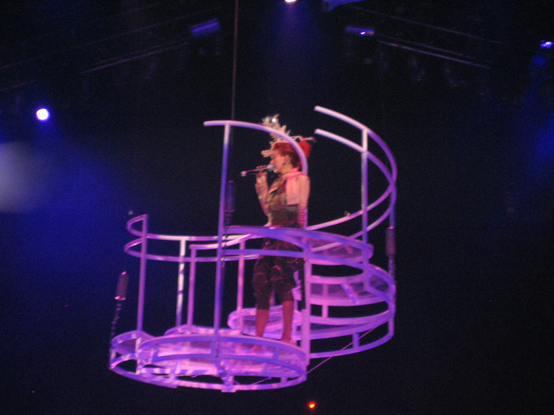 IMG_0208 <br /> Photo of Stefanie Sun in Concert 2005