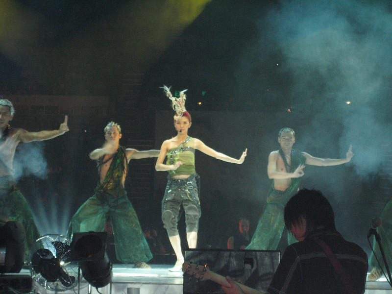 IMG_0198 <br /> Photo of Stefanie Sun in Concert 2005