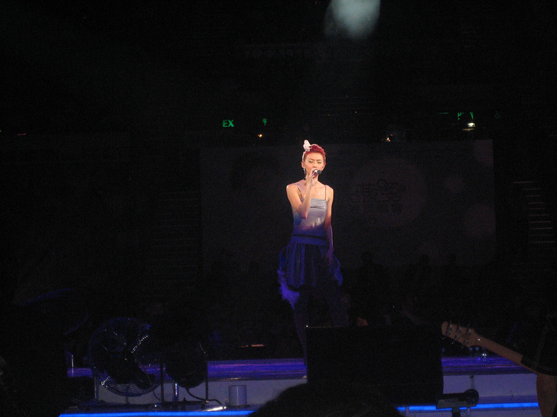 IMG_0280 <br /> Photo of Stefanie Sun in Concert 2005