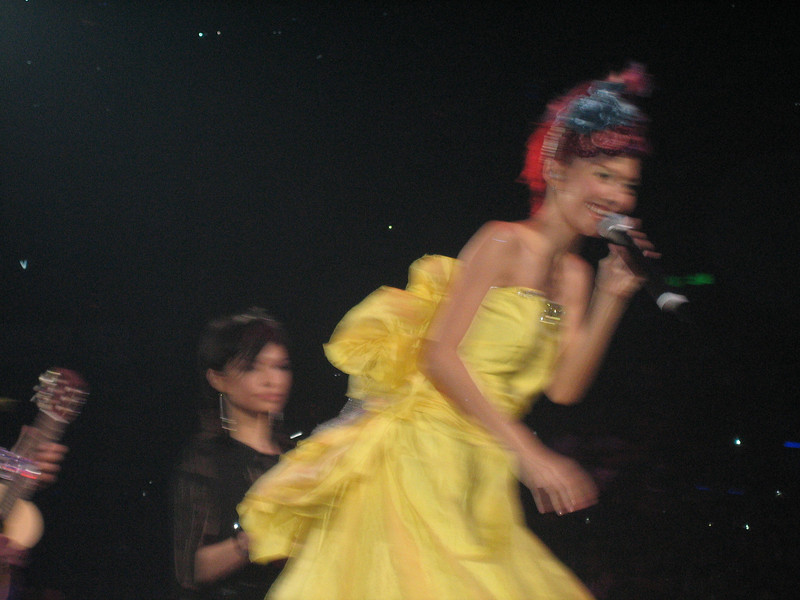 IMG_0235 <br /> Photo of Stefanie Sun in Concert 2005