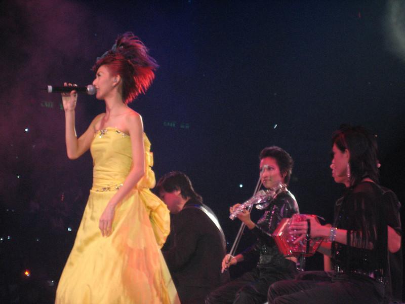 IMG_0240 <br /> Photo of Stefanie Sun in Concert 2005