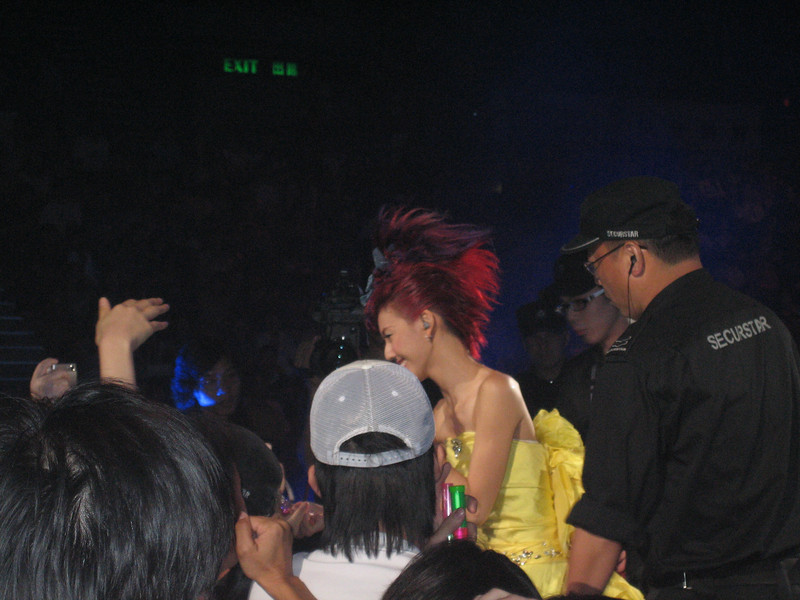 IMG_0246 <br /> Photo of Stefanie Sun in Concert 2005