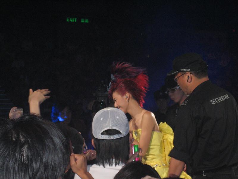 IMG_0246 <br /> Photo of Stefanie Sun in Concert 2005