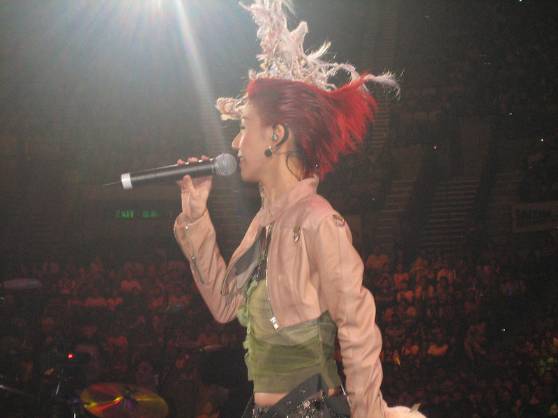 IMG_0220 <br /> Photo of Stefanie Sun in Concert 2005