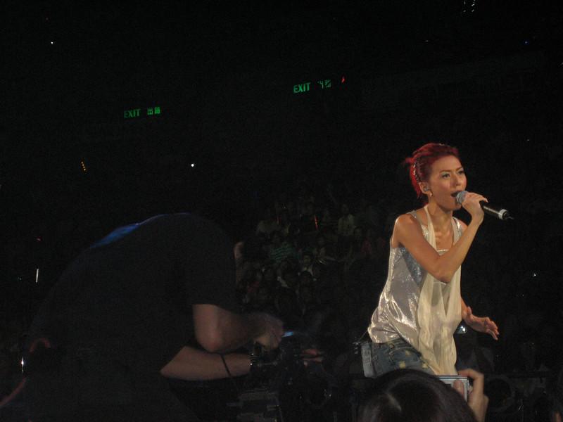 IMG_0262 <br /> Photo of Stefanie Sun in Concert 2005
