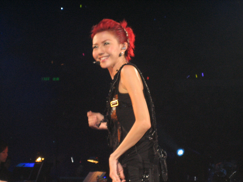 IMG_0191 <br /> Photo of Stefanie Sun in Concert 2005