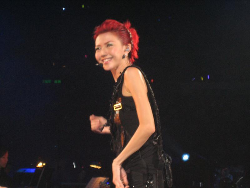IMG_0191 <br /> Photo of Stefanie Sun in Concert 2005