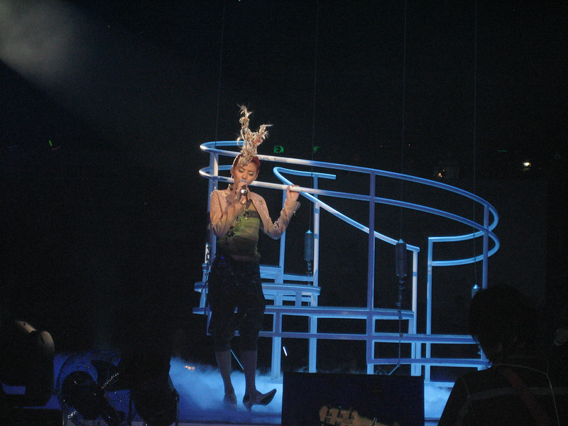 IMG_0202 <br /> Photo of Stefanie Sun in Concert 2005