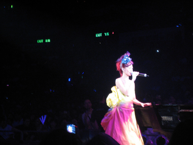 IMG_0252 <br /> Photo of Stefanie Sun in Concert 2005