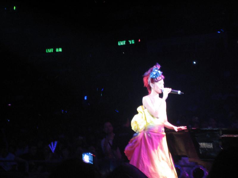 IMG_0252 <br /> Photo of Stefanie Sun in Concert 2005
