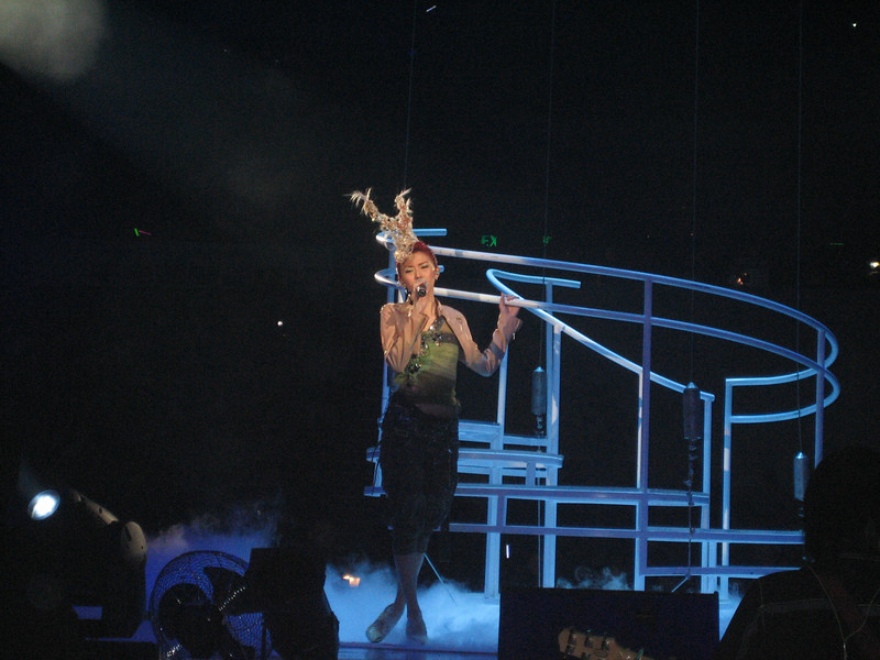 IMG_0201 <br /> Photo of Stefanie Sun in Concert 2005
