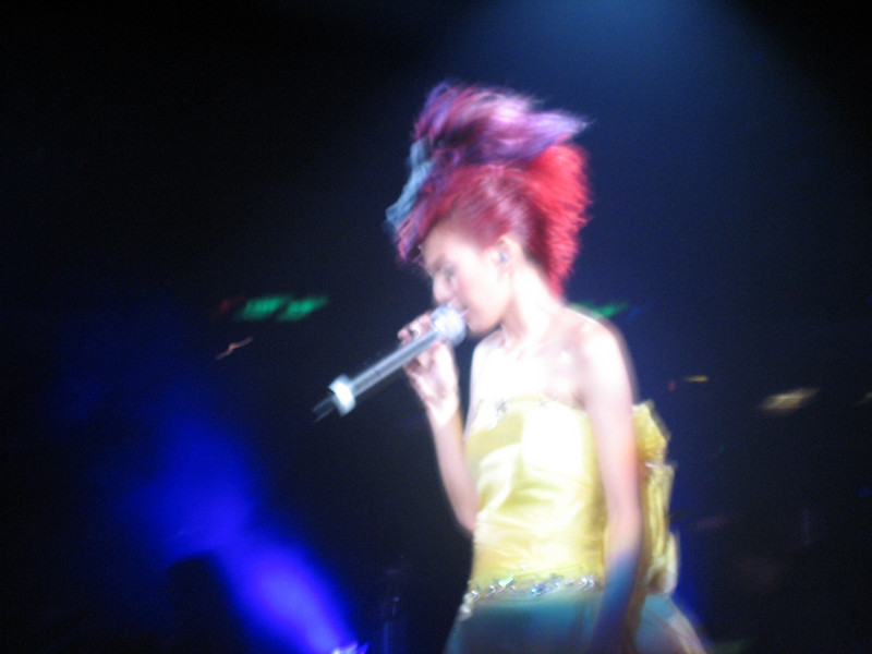 IMG_0256 <br /> Photo of Stefanie Sun in Concert 2005