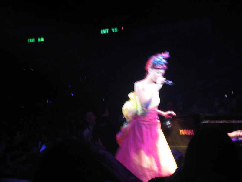 IMG_0253 <br /> Photo of Stefanie Sun in Concert 2005