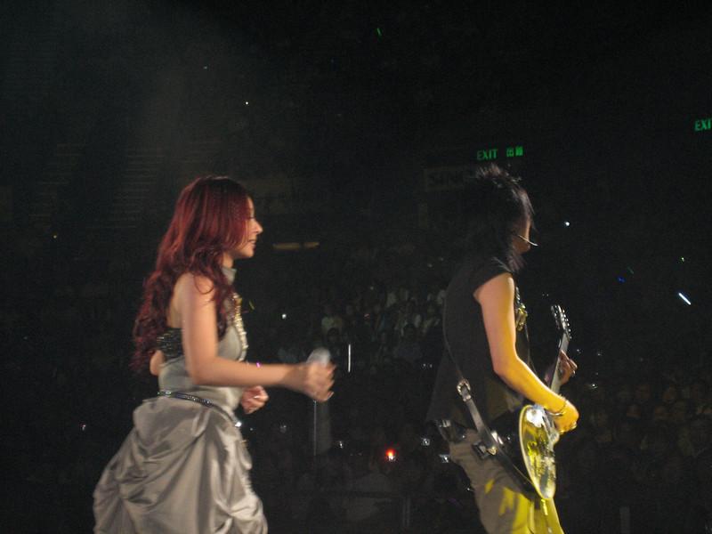 IMG_0226 <br /> Photo of Stefanie Sun in Concert 2005