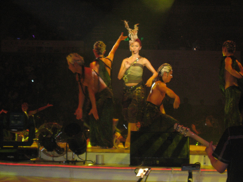 IMG_0196 <br /> Photo of Stefanie Sun in Concert 2005
