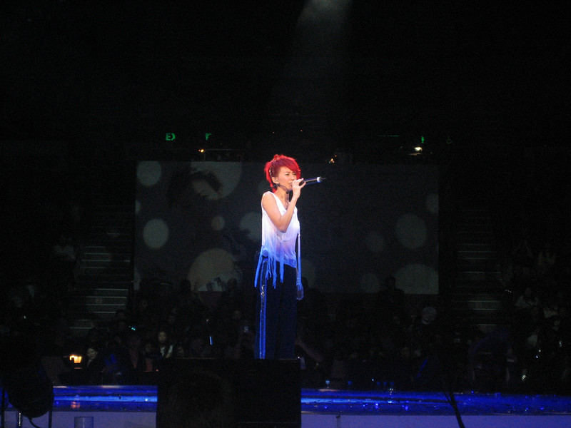 IMG_0287 <br /> Photo of Stefanie Sun in Concert 2005