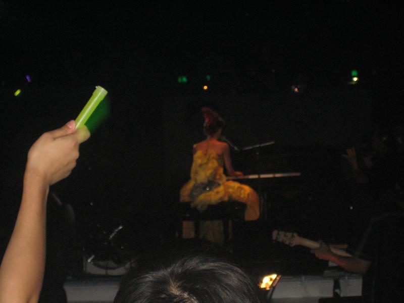 IMG_0258 <br /> Photo of Stefanie Sun in Concert 2005