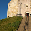 Clifford's Tower entrance