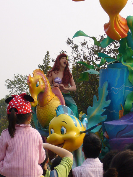 P1010785 <br /> Photo of Hong Kong Disneyland