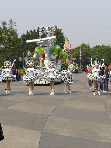 P1010704 <br /> Photo of Hong Kong Disneyland
