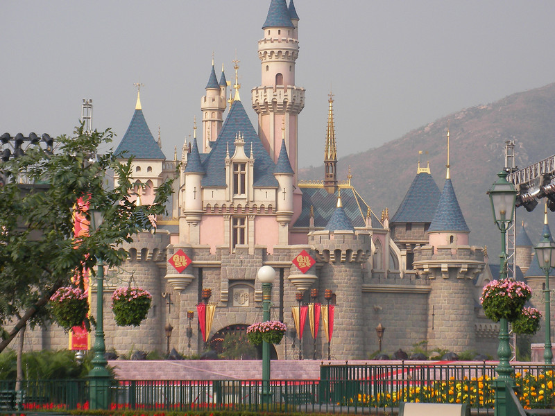 SANY0025 <br /> Photo of Hong Kong Disneyland