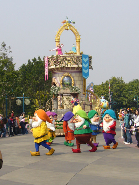 P1010710 <br /> Photo of Hong Kong Disneyland