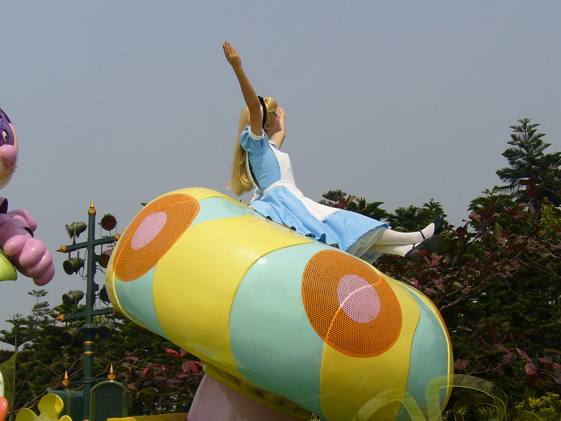 P1010725 <br /> Photo of Hong Kong Disneyland