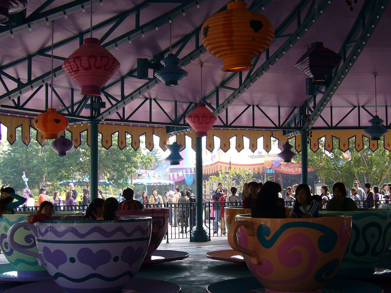 P1010613 <br /> Photo of Hong Kong Disneyland