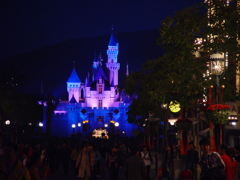 DSC00438 <br /> Photo of Hong Kong Disneyland