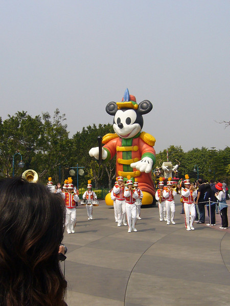 P1010695 <br /> Photo of Hong Kong Disneyland