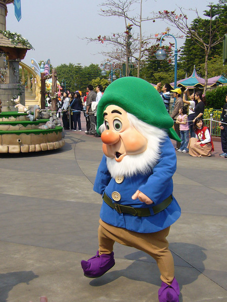 P1010713 <br /> Photo of Hong Kong Disneyland